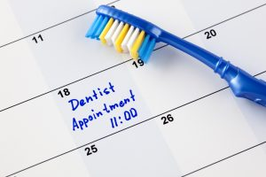 Your dentist in Richardson sees patients every six months