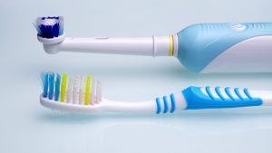 Toothbrush and electric toothbrush
